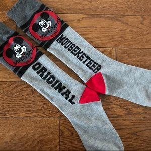 Disney Parks Mickey Mouse socks